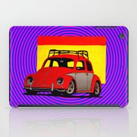 volkswagen iPad Cases featuring VolkSWAGen by Colby Gray