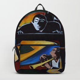 The Jazz Group Backpack