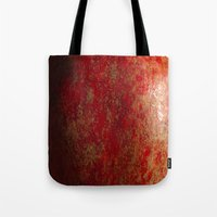 pomegranate Tote Bags featuring pomegranate by Motif Mondial