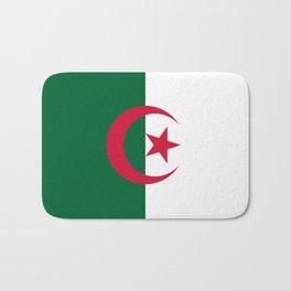 Algeria Flag Bath Mat