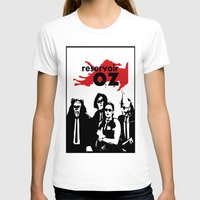 oz T-shirts featuring Reservoir Oz by Bill Bushman