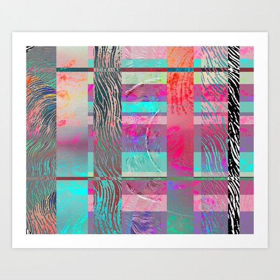 Graph collection 2 Art Print