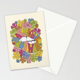 make love... Stationery Cards