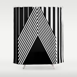 StandOut by Kimberly J Graphics Shower Curtain