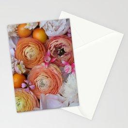 Flower Design 13 Stationery Cards