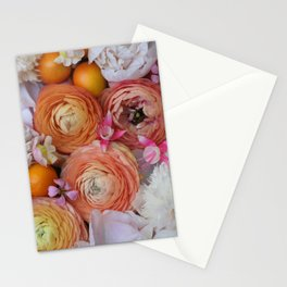 Flower Design 13 Stationery Cards