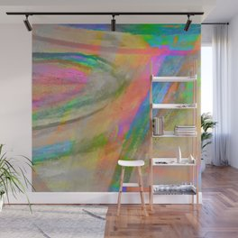 Inside the Rainbow 4 Wall Mural