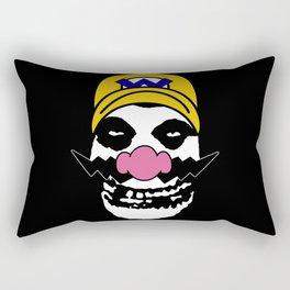 Misfit Wario Rectangular Pillow