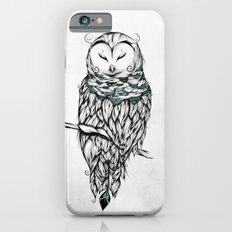 Poetic Snow Owl iPhone 6s Slim Case