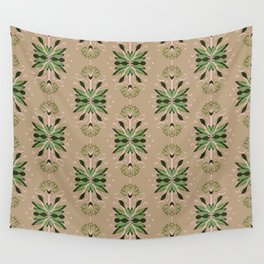 Wild plant pattern 1d Wall Tapestry