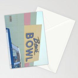 Beach Bowl Stationery Cards