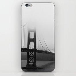 SF Golden Gate iPhone Skin
