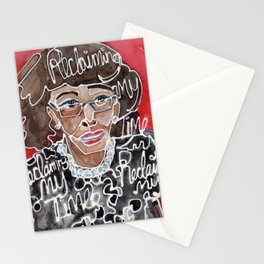 Maxine Waters Stationery Cards