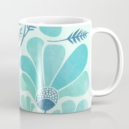 Himalayan Blue Poppies Coffee Mug