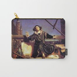 Matejko-Astronomer Copernicus-Conversation with God Carry-All Pouch