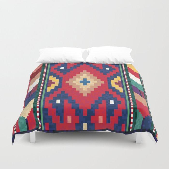 Aztec 2 Duvet Cover