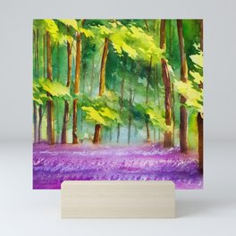 Spring scenery #6 Mini Art Print