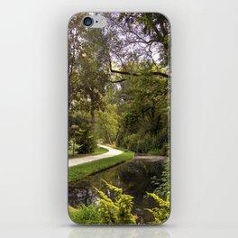 DE - Baden-Wurttemberg : Gardens of Laupheim iPhone Skin