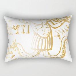 Abraxas Rectangular Pillow