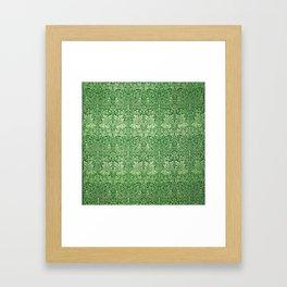 """William Morris """"Brer rabbit"""" 3. Framed Art Print"""