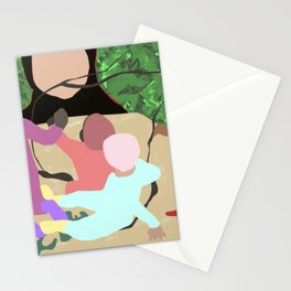 Forest Miro Stationery Cards