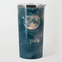 One Day I Fell from My Moon Cottage... Travel Mug