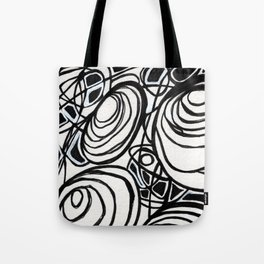 Abiding Mountains Tote Bag