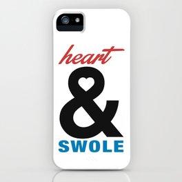 Heart & Swole iPhone Case
