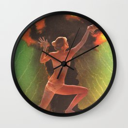 Nuclear Cleanup Wall Clock