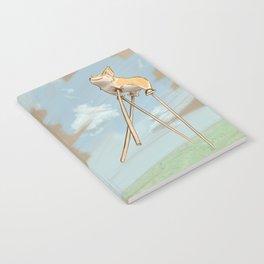 Corgi Dreams Notebook