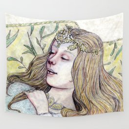 Enchanted Dreams Wall Tapestry