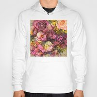 roses Hoodies featuring Roses by jbjart