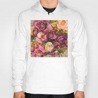 roses Hoodies featuring Roses by jbjart