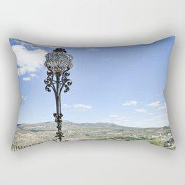 View from Priego de Cordoba Rectangular Pillow