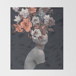 Bloom 11 Throw Blanket