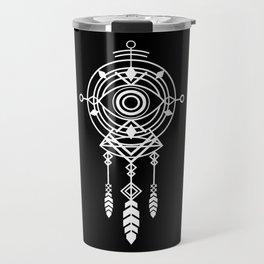 Cosmic Dreamcatcher Travel Mug