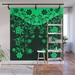 floral ornaments pattern chp150 Wall Mural