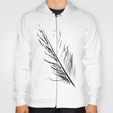 Peacock Feather 4 Hoody