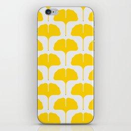 Ginkgo Leaf iPhone Skin