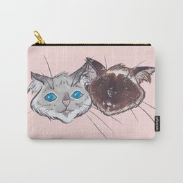 Cat Love <3 Carry-All Pouch