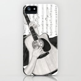 A Few Chords iPhone Case