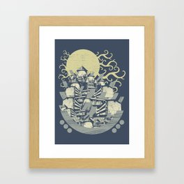 Every Faculty Of The Mind Framed Art Print