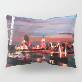 London Eye Night Pillow Sham