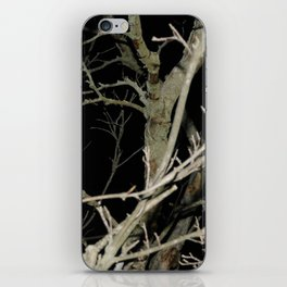 Dreary Darkness iPhone Skin