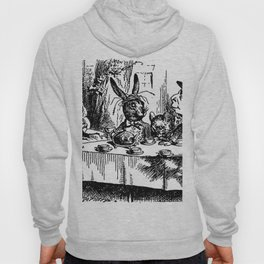 The Mad Hatter's Tea party Hoody