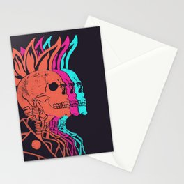 Triple Threat Stationery Cards