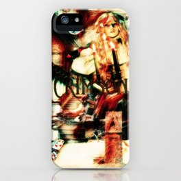 Beware, Of Crimson Peak iPhone Case