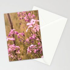 wild flower dreams Stationery Cards