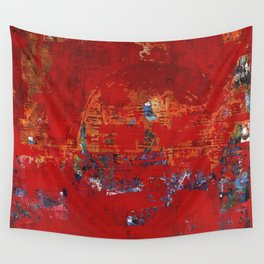 Scrubble Wall Tapestry