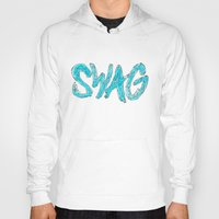 swag Hoodies featuring Swag by Creo